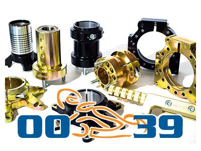 0039 kart spare parts