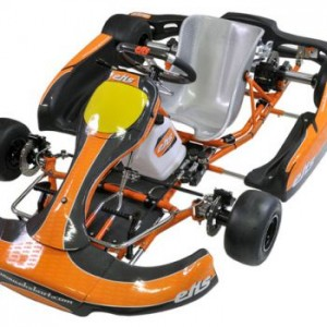 HAS ARRIVED  the new eks chassis DOMINATOR
