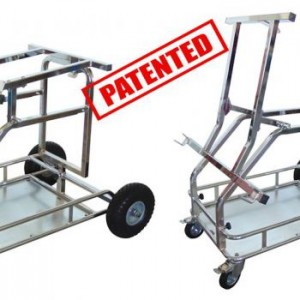 TROLLEY LIFTS KART WITHOUT HELP
